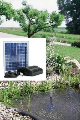 solar pumpensystem top quali sonstiges f r den garten. Black Bedroom Furniture Sets. Home Design Ideas