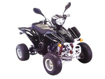 quad atv 50 ccm motor mit strassenzulassung motorroller. Black Bedroom Furniture Sets. Home Design Ideas
